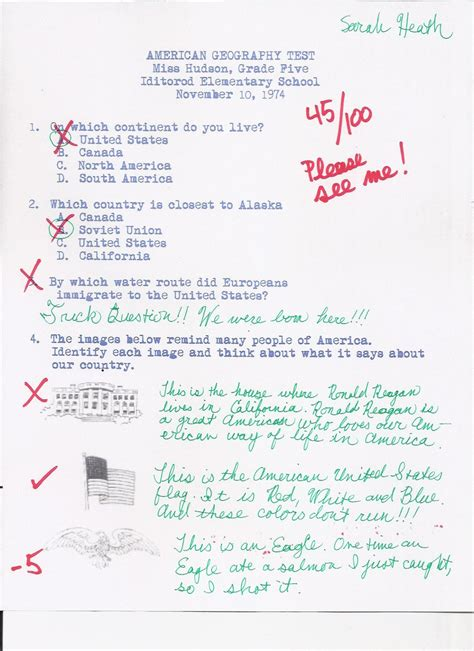 The Palin Papers A-test Paper