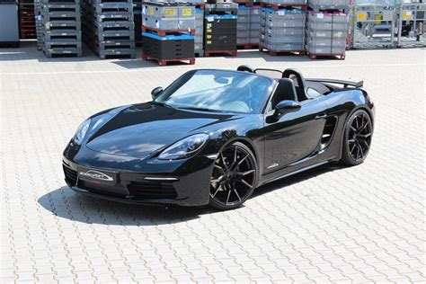 Porsche Boxster Tuning by News Speedart Porsche Tuning