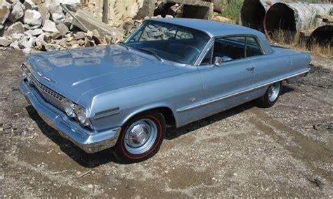 silver 64 impala silver blue 1963 chevrolet impala paint cross reference