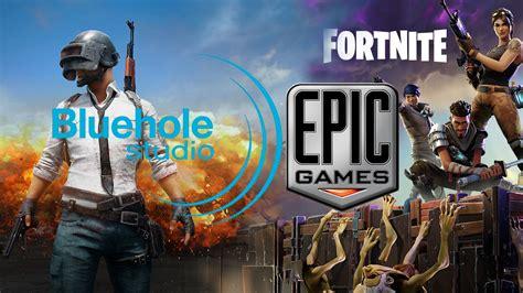 bluehole aclara sus declaraciones sobre epic games  fortnite