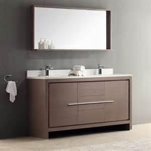 fresca bath fresca bath fvn5024wh quadro pedestal vanity