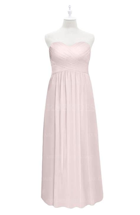 light pink plus size dress colsbm milani light pink plus size bridesmaid dresses