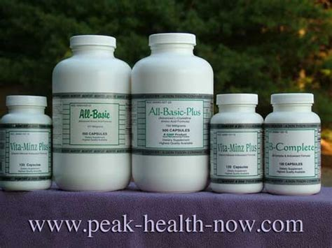 Meth Detox Vitamins by Addiction Recovery Nutritional Supplements