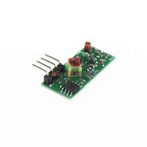 315mhz Wireless Wl Rf Transmitter And Receiver Link Kit Arduino Pi 2pcs 315mhz wl rf transmitter and receiver link kit for arduino arm mcu ebay