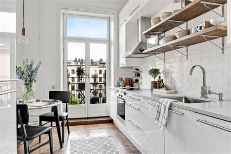 15 scandinavian kitchen designs that will