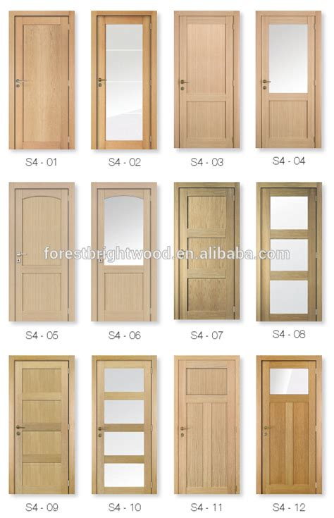 Interior Wood Doors With Frosted Glass Wood Bathroom Frosted Glass Interior Door Buy Frosted