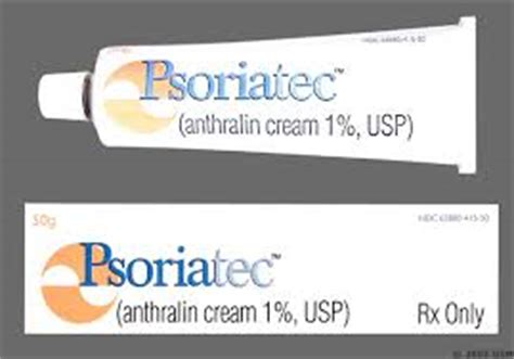 anthralin cream is a powerful treatment for psoriasis of