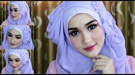 tutorial hijab segi empat untuk wisuda youtube 05 tutorial hijab segi empat dengan beragam pariasi untuk