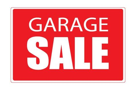 mobile garage sale 169 best free printable signs images on free