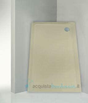 piatto doccia 110x90 vendita piatto doccia 110x90 cm altezza 3 cm colore crema