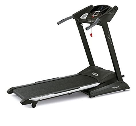 Electric Treadmill Auto Incline Speed 1 18 Km Ghnc 4830 Ob Fit treadmill prisma m50 g6150 bh fitness speed between 1 and 18 km h electric incline up to 12