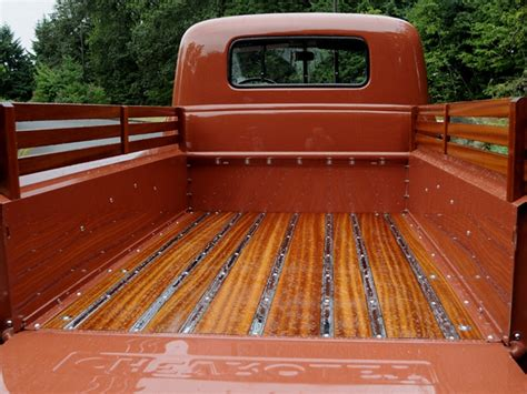 pick up bed wood pickup truck bed rails image mag