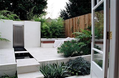 contemporary gardens small urban garden design garden design st albans hertfordshire