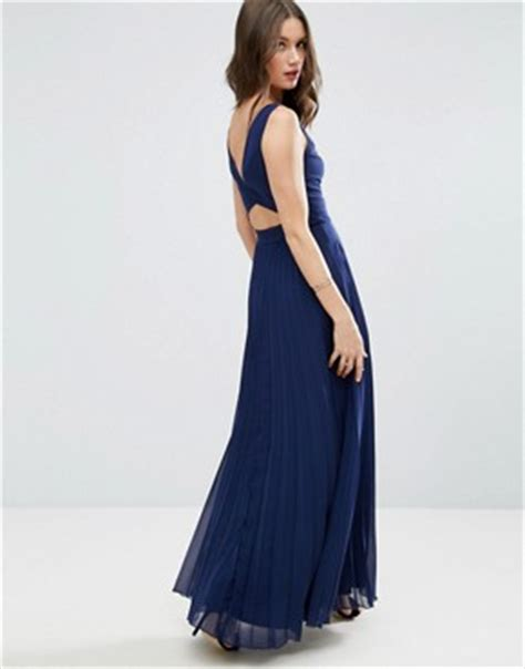 Zanana Maxi Navy Sweat Shop prom dresses shop for dresses asos