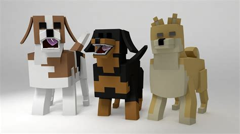 minecraft dogs product doesn t exist