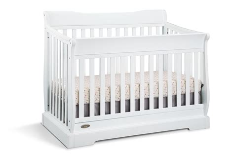 Graco Convertible Crib Replacement Parts Graco Maple Ridge 4 In 1 Convertible Crib White