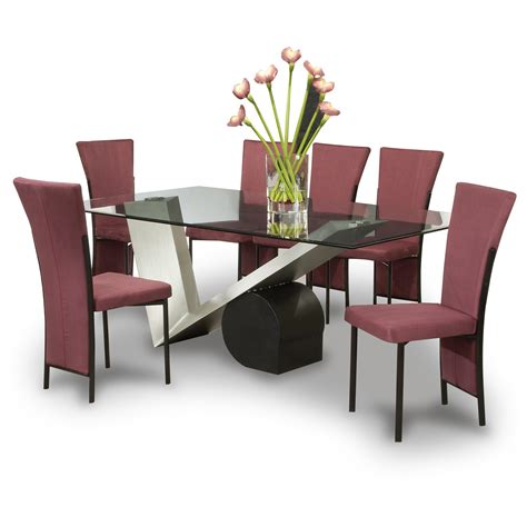 modern dining room table modern dining room table set dands