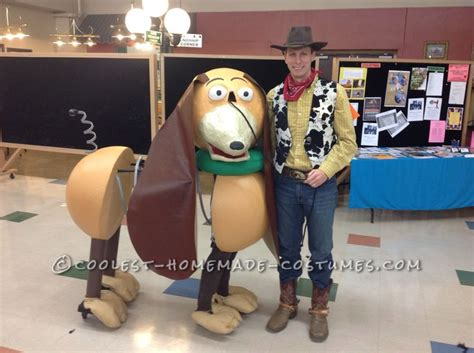 slinky costume most creative slinky and woody costumes coolest costume