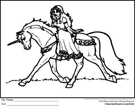 coloring pages princess unicorn unicorn and princess coloring pages az coloring pages