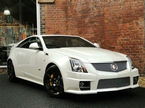 Cadillac Pearl White Paint by Pearl White Cadillac Cts V Cars Trucks