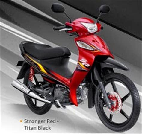 Suzuki Smash 110 Suzuki New Smash 110 Sr Budaya