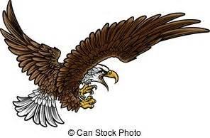 serre oiseau griffe serre oiseau ou aigle aigle illustration