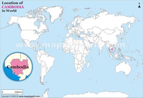 Cambodia World Map by Westward Bound 171 Jesusisredemption