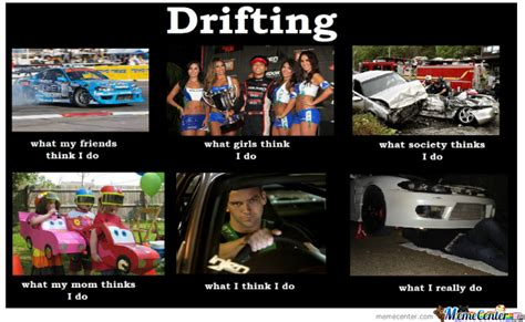 Drift Meme - drifting by navis meme center
