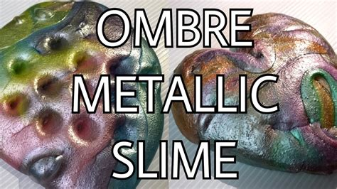 tutorial imovie indonesia ombre metallic slime tutorial indonesia