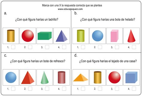 figuras geometricas bidimensional formas y figuras geom 233 tricas tridimensionales para ni 241 os