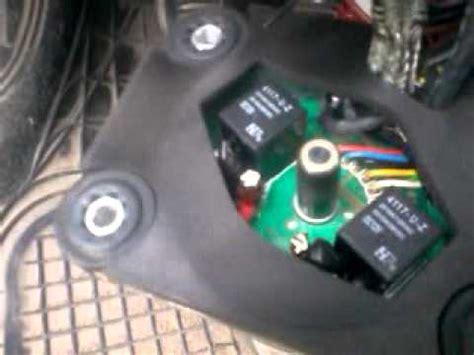 Electrika Panda 2 fiat punto servo motor volana city rad na prazno