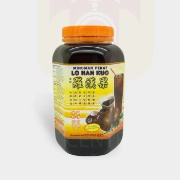 Teh Lo Han Kuo instant drink beverage archives hock product