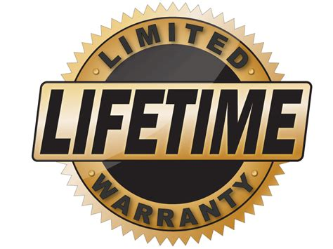 lifetime warrenty window and door warranty