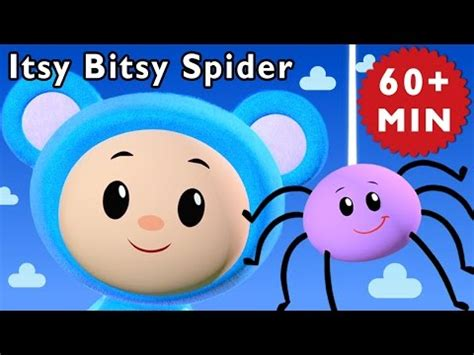 Itsy Bitsy Animals animal songs itsy bitsy spider and more