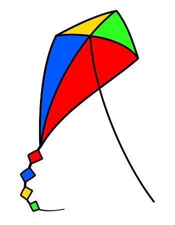 kite patterns clipart best   kite tatt research