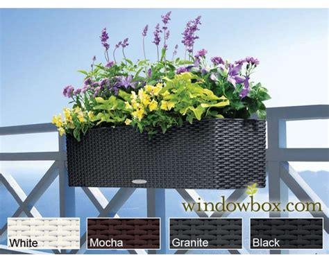 Balcony Planter Boxes For Railings by Railing Planters Planter Boxes Balcony Planters