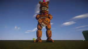 Five nights at freddy s 4 fnaf 4 minecraft mods animation models