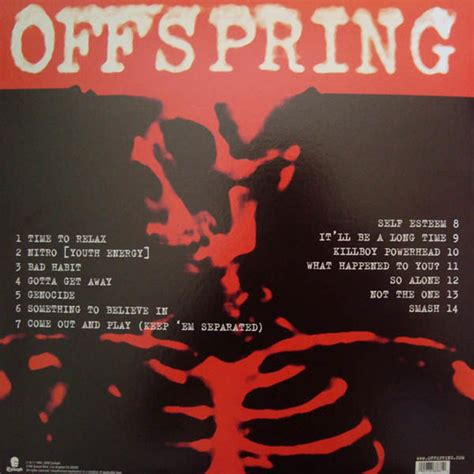 Smash by The Offspring, LP with lautredisque - Ref:118813808 The Offspring Smash Full Album