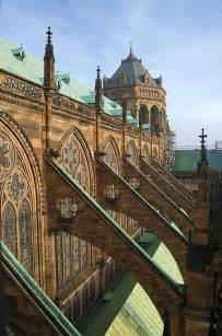 Flying Buttress by Notre Dame S Flying Buttresses Architectural Elements