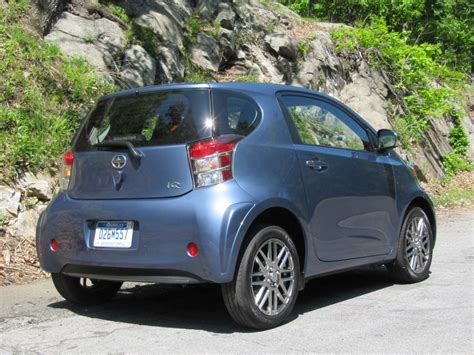 2012 scion iq the 37 mpg minicar we wish we liked better