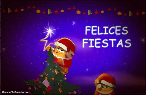 imagenes graciosas felices fiestas felices fiestas y una c 225 lida navidad felices fiestas