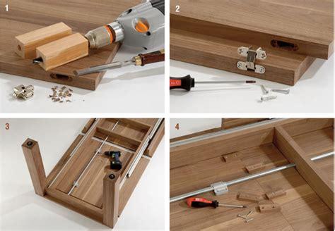 costruire un tavolo in legno fai da te tavolo allungabile fai da te con panca bricoportale fai
