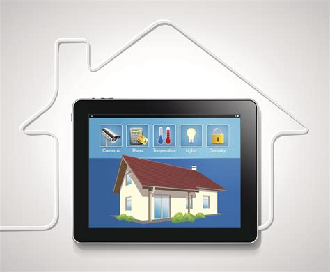 home automation integrated technologies