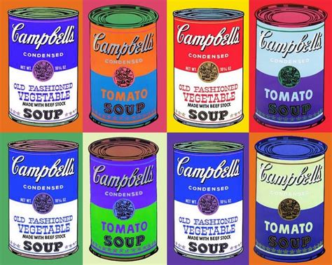andy warhol soup cans 256 best images about andy warol pop on
