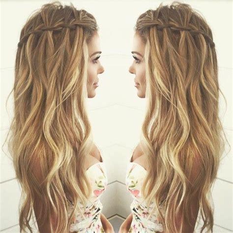 prom hairstyles bohemian 25 best ideas about summer braids on pinterest summer