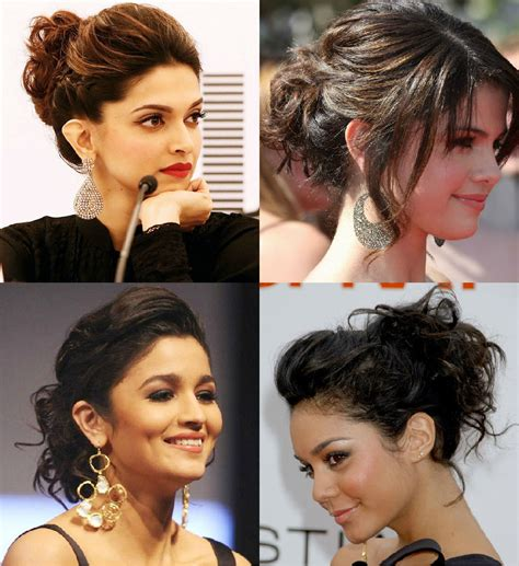 indian hairstyles tutorial videos a guide to making the messy bun hairstyle indian beauty tips