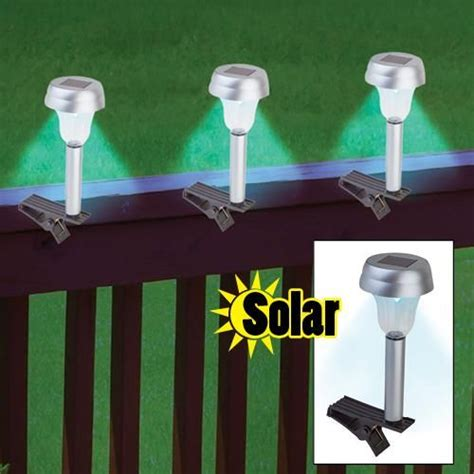 Clip On Solar Lights 33 Best Cordless Lighting Images On