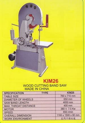 Bearing Pisau Mesin Profil Kayu Kecil Wood Trimmer Router kim26 wood cutting band saw products of mesin kayu wood machinery supplier perkakas teknik