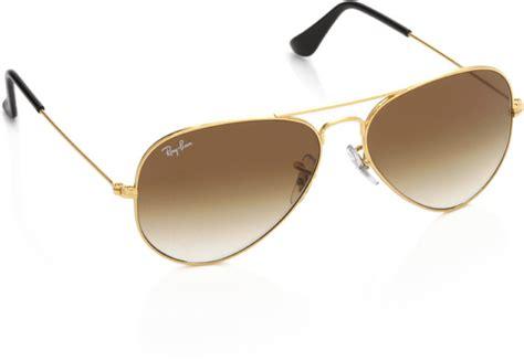 Sunglasses R Aviator Brown Gradasi buy ban aviator sunglasses brown for best prices in india flipkart