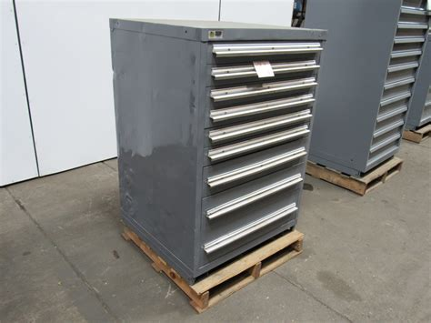 industrial storage cabinets with drawers stanley vidmar 9 44 quot industrial tool parts storage